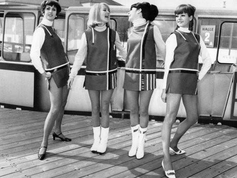 Memoria Narrante, Diario, moda anni 60, foto web