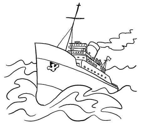 gran-barco-dibujos-para-colorear