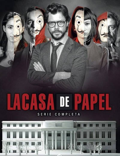 La Casa De Papel Money Heist Series Plot and Review Update