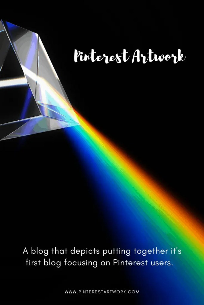 1 A blog for the love of Pinterest