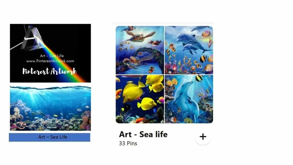 Art Sea Life 1 A blog for the love of Pinterest