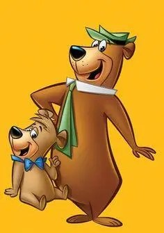 Blogtober Yogi and Boo Boo A blog for the love of Pinterest