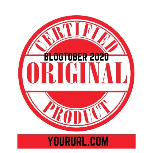 Blogtober Badge 2020 Completed 12 A blog for the love of Pinterest