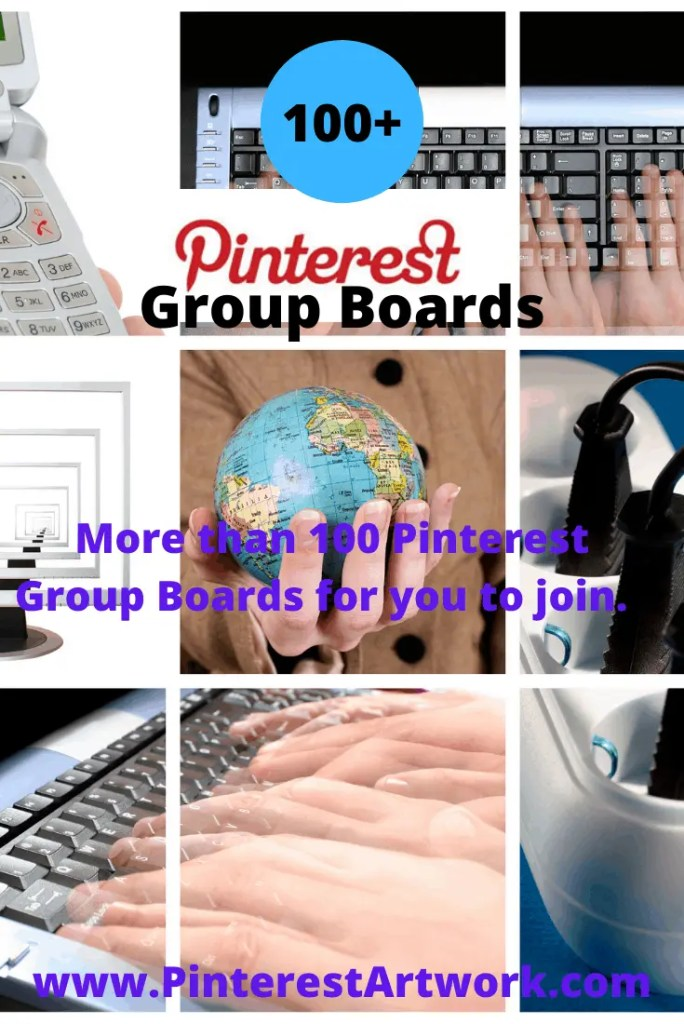 Group Boards to join