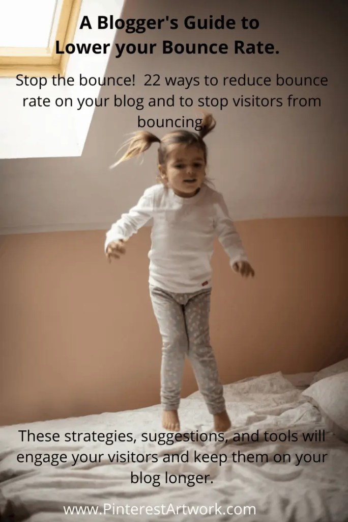 22 ways to lower your bounce rate