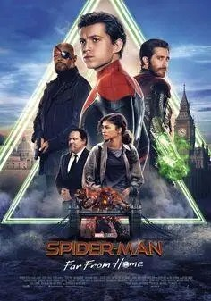 marvel spiderman far from home A blog for the love of Pinterest