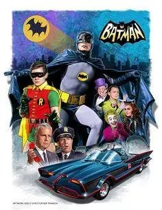 tv batman and cast 1 A blog for the love of Pinterest