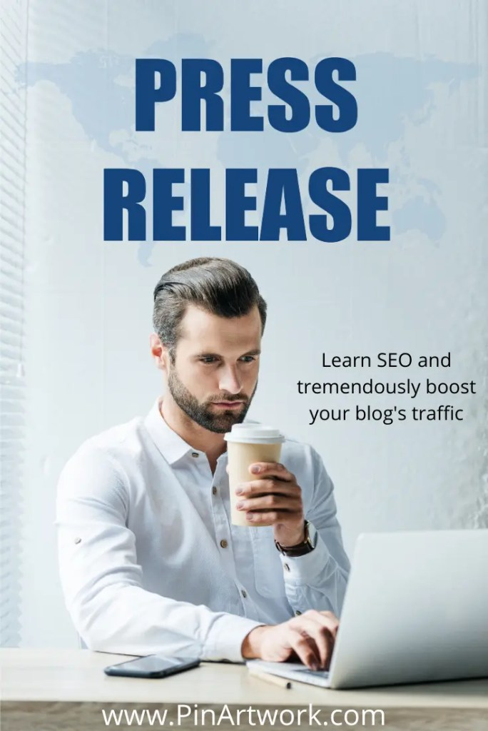 Press release learn SEO 2 A blog for the love of Pinterest