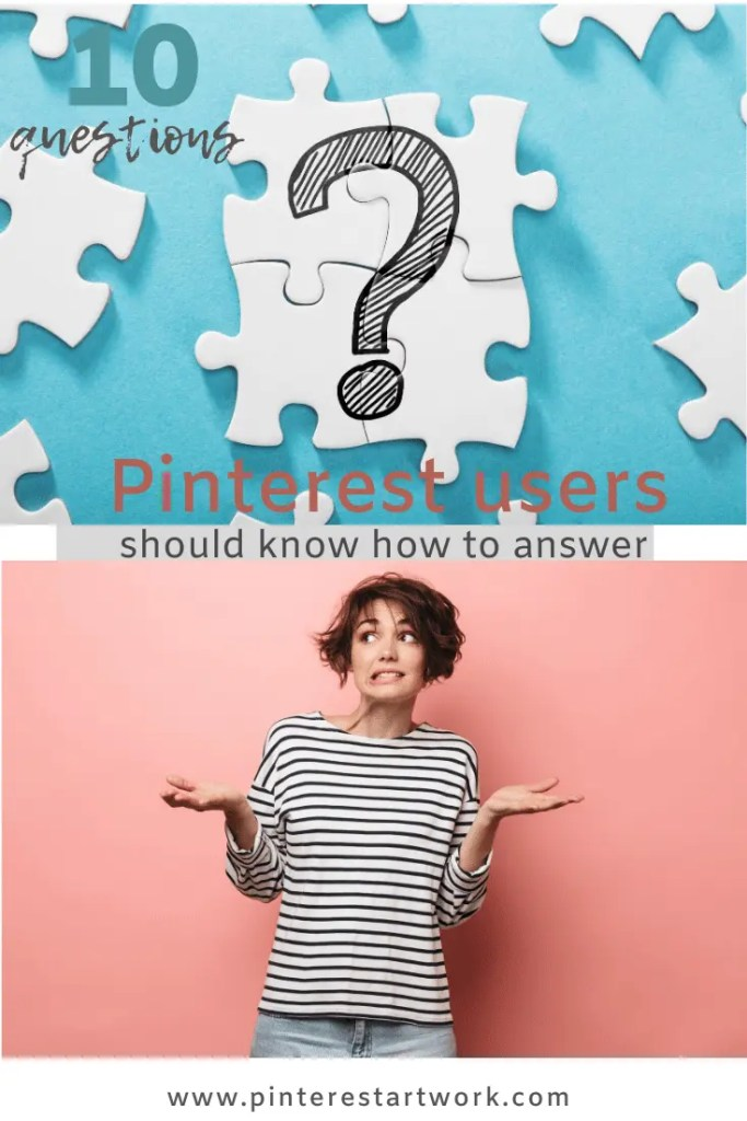 Top 10 Questions Pinterest know how to answer6 A blog for the love of Pinterest