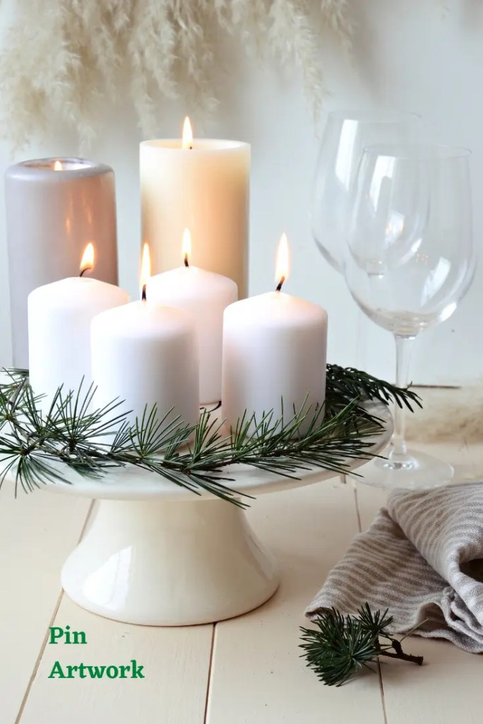 Christmas Table Decorations 6 A blog for the love of Pinterest