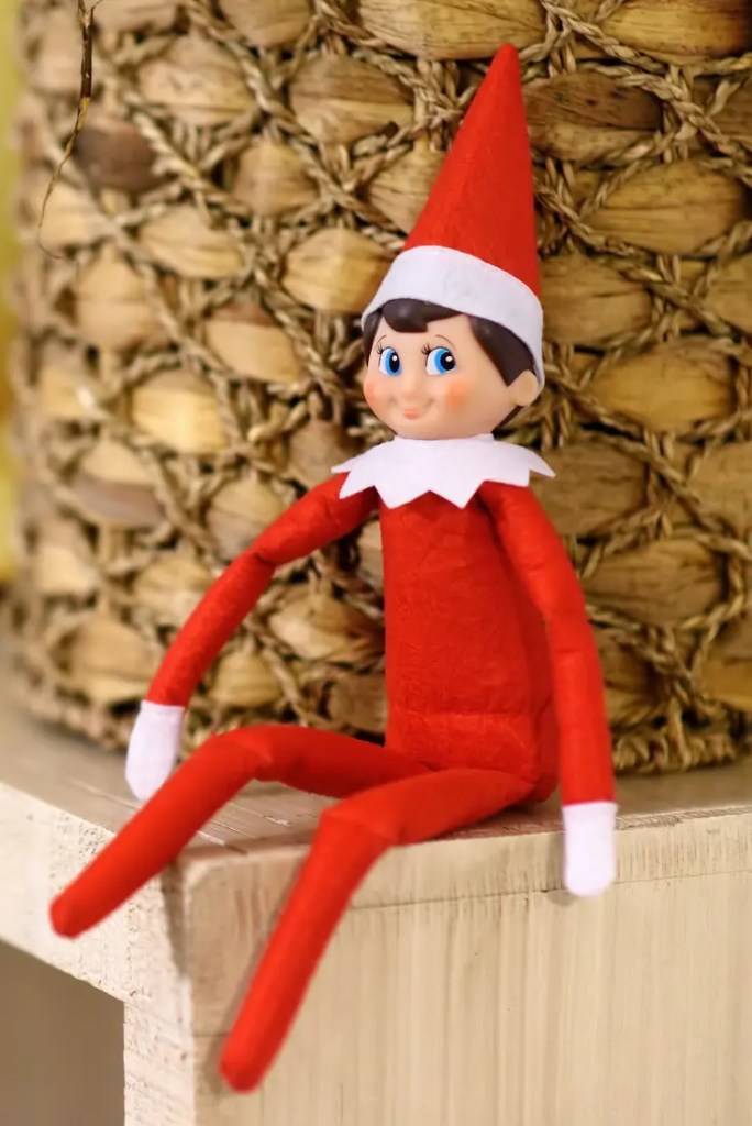 Elf on the Shelf ideas 3 A blog for the love of Pinterest