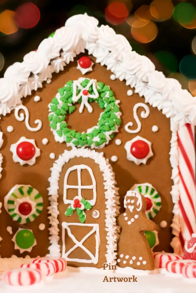 Gingerbread Houses 2 A blog for the love of Pinterest