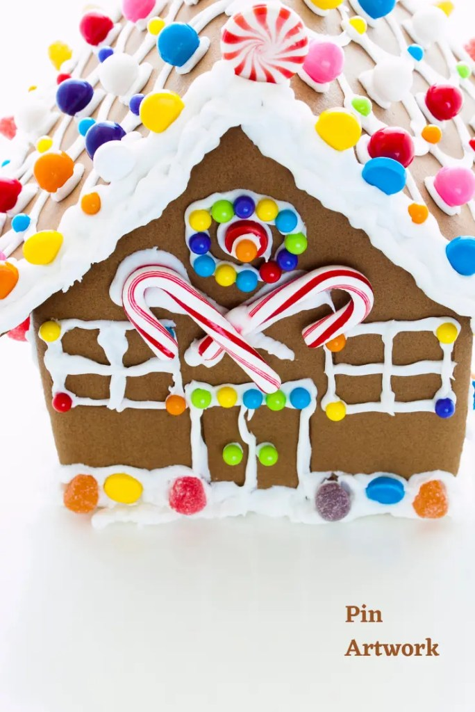 Gingerbread Houses 4 A blog for the love of Pinterest