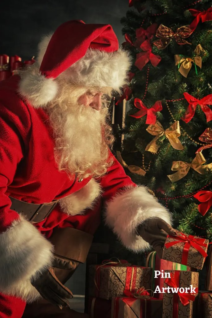 Santa Claus 3 A blog for the love of Pinterest