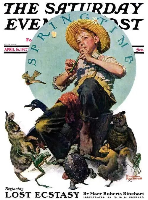 The Pied Piper of 1927 A blog for the love of Pinterest