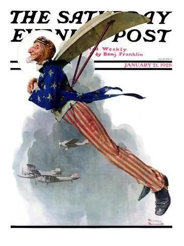 Uncle Sam Flying A blog for the love of Pinterest