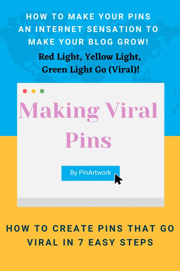 How to make viral pins in 7 easy steps.