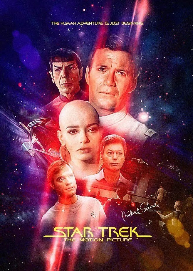 Star Trek I The Motion Picture 1 A blog for the love of Pinterest