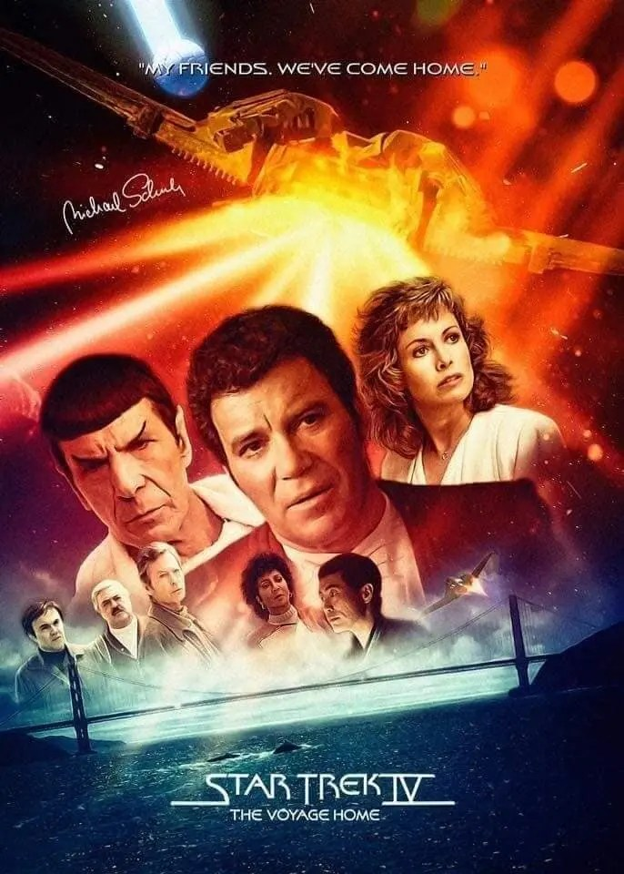 Star Trek IV The Voyage Home 2 A blog for the love of Pinterest
