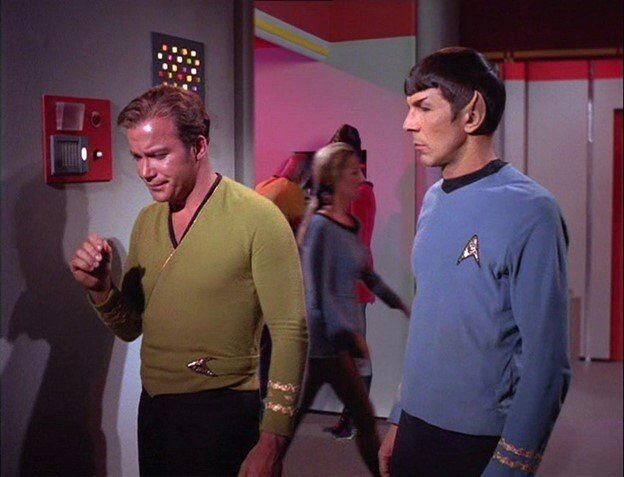 Tribbles 13 Kirk and Spock A blog for the love of Pinterest