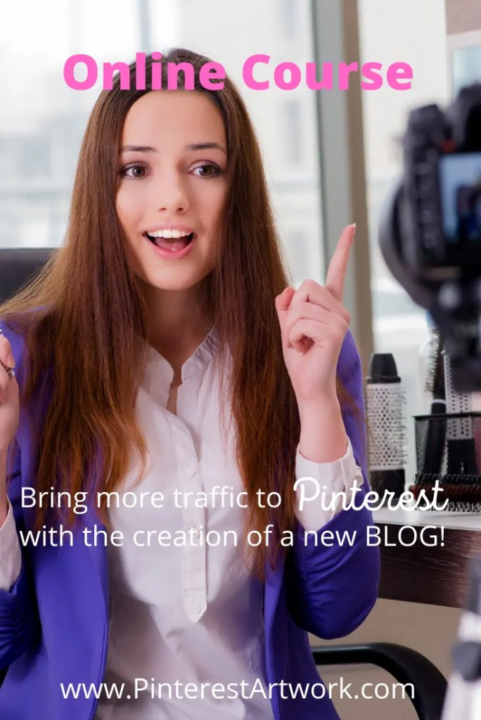 Online Course 1 A blog for the love of Pinterest