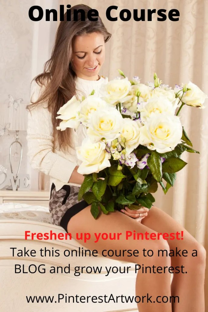 Online Course 11 A blog for the love of Pinterest