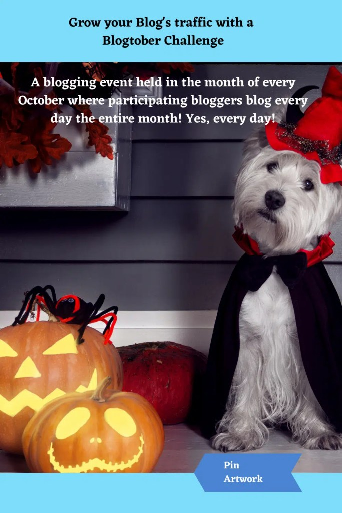 Blogtober 2021 pins 2 1 A blog for the love of Pinterest
