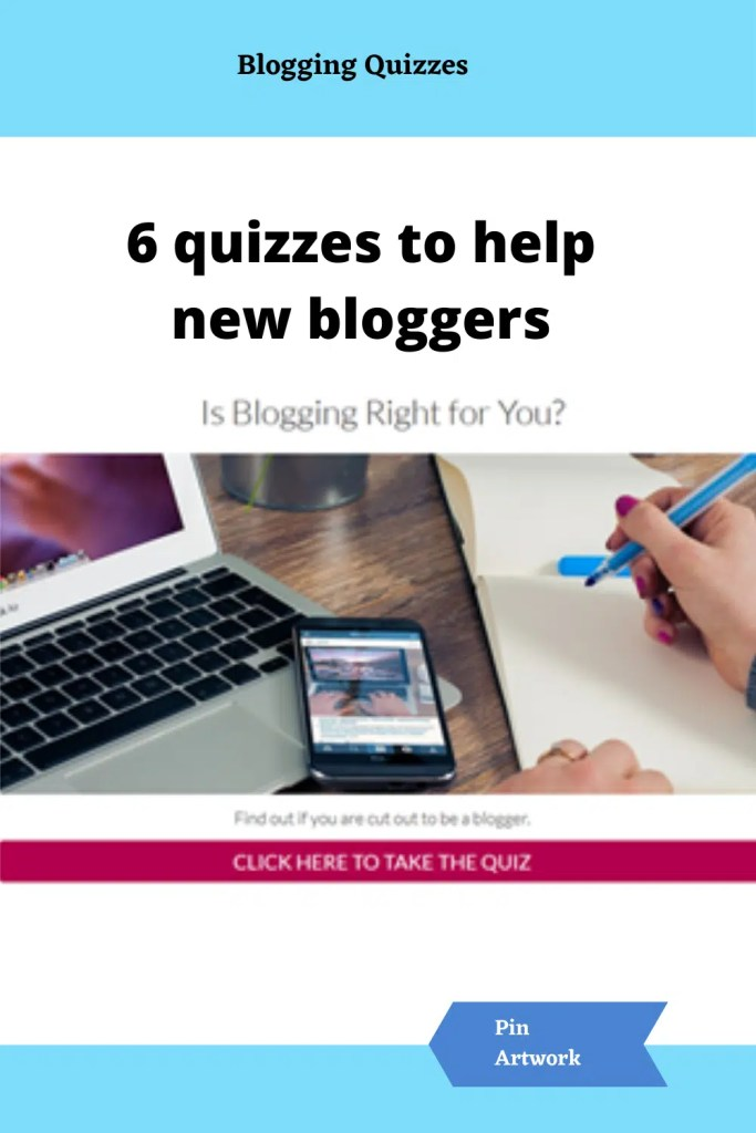 Quizzes for new bloggers 2 A blog for the love of Pinterest