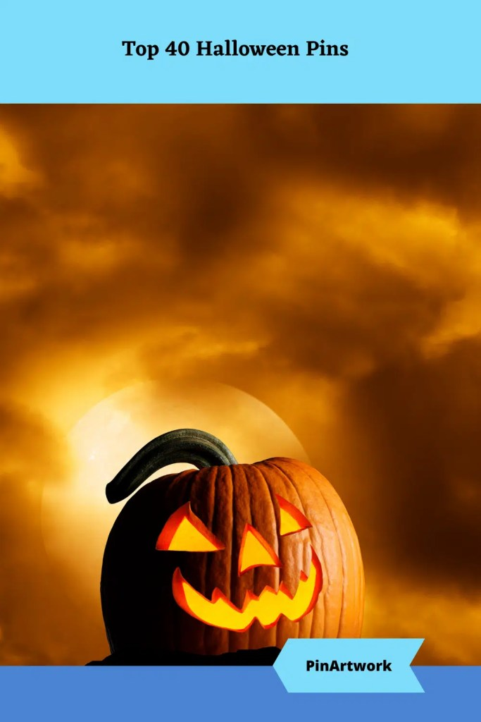 Top 40 Halloween Pins 2 A blog for the love of Pinterest