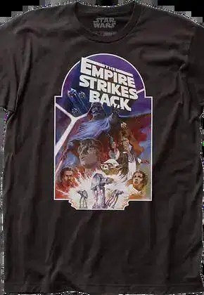 the empire strikes back vintage poster star wars t shirt.master A blog for the love of Pinterest