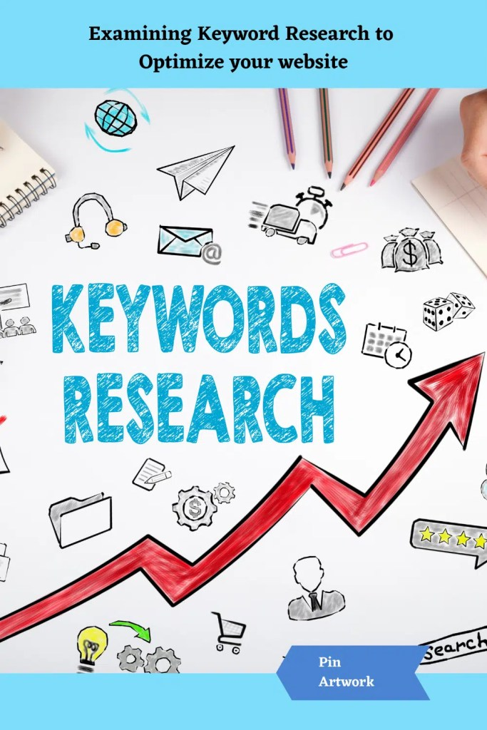 Examining keyword research to optimize your website 2 A blog for the love of Pinterest