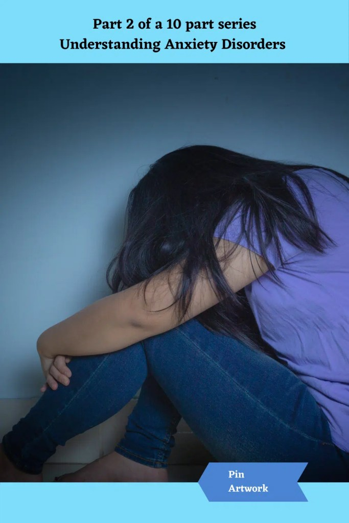 Part 2 Understanding Anxiety Disorders 5 A blog for the love of Pinterest