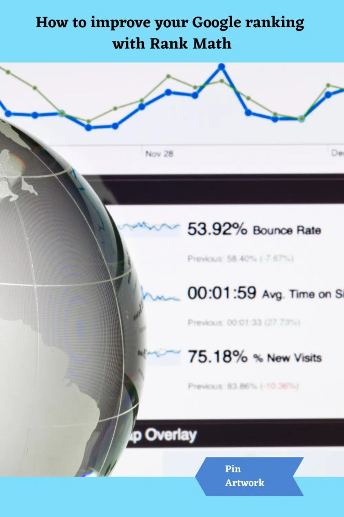 How to improve your Google Ranking with Rank Math 2 A blog for the love of Pinterest