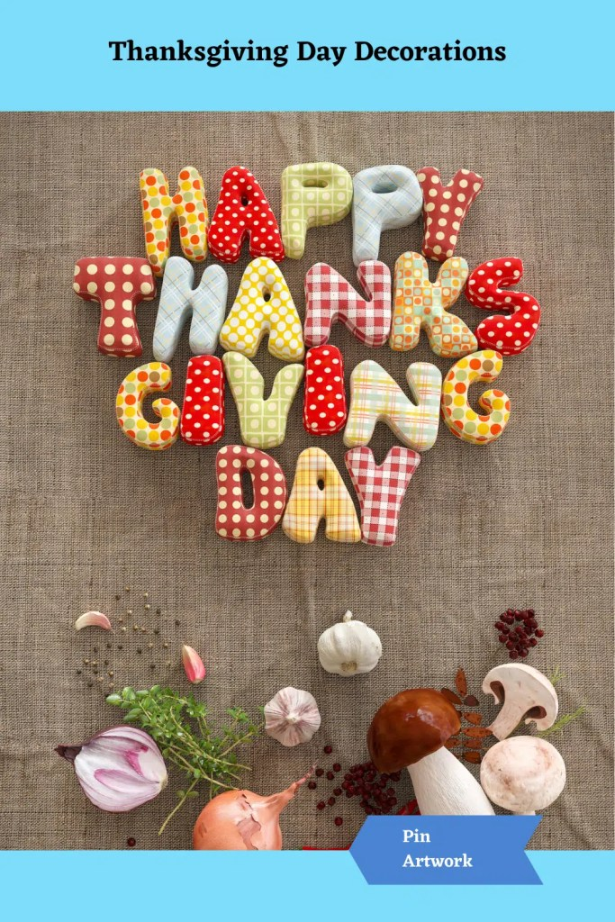 Thanksgiving Day Decorations 6 A blog for the love of Pinterest