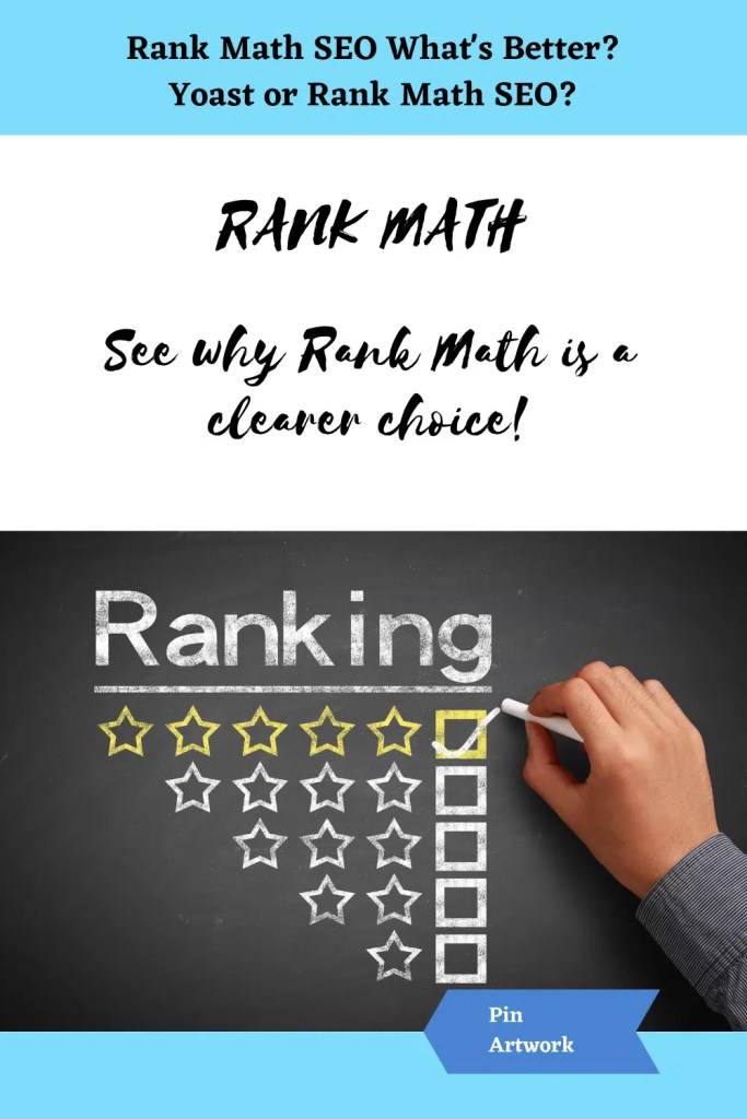 What is better Rank Math or Yoast SEO 10 A blog for the love of Pinterest