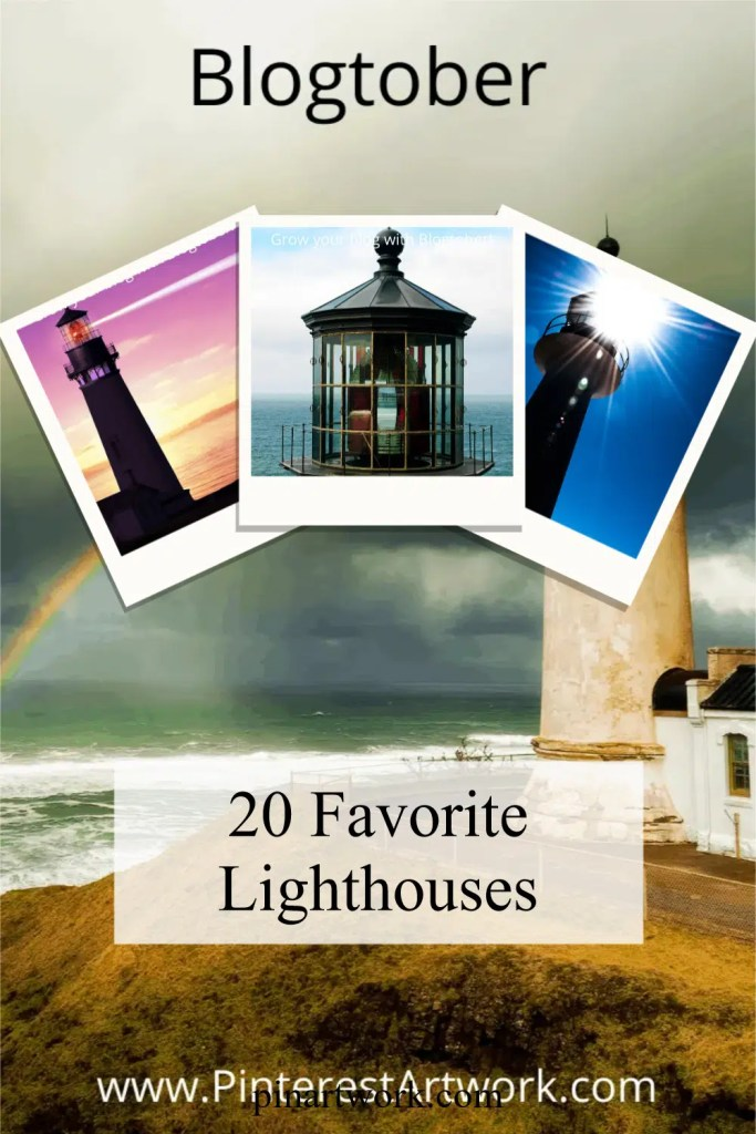 20 Favorite Lighthouses 3 A blog for the love of Pinterest