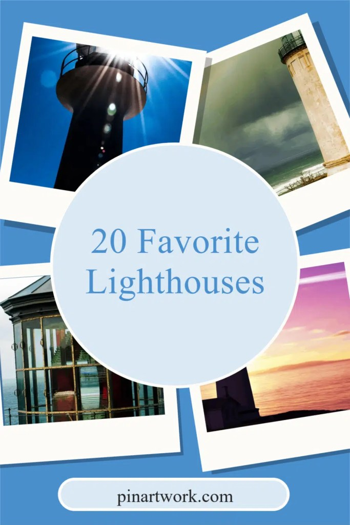 20 Favorite Lighthouses A blog for the love of Pinterest