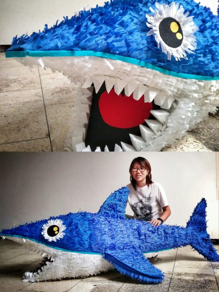 shark  Piata Boy
