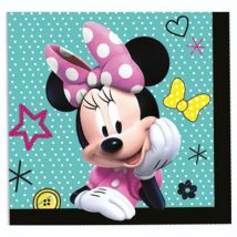 servilletas de mimi. minnie mouse