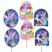 toppers my little pony