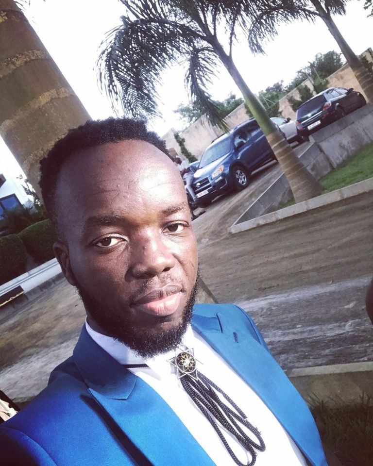 Photos: Singer And Song Writer Akwaboah Secretly Gets Married 2