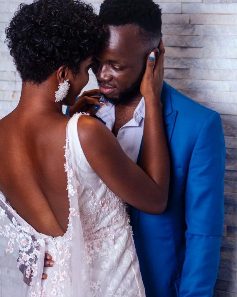 Photos: Singer And Song Writer Akwaboah Secretly Gets Married 3