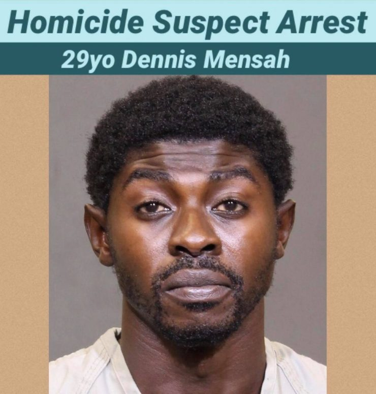 Ghanaian Man shoots another Ghanaian in the USA after a car crash… Full details here 6