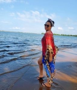 Photos: 10 Times Nadia Buari Proved To The World Childbirth Can't Take Away Her Beauty. 27