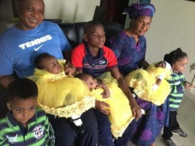 Amazing! Woman Gives Birth Five Months After Delivering Twins. 10