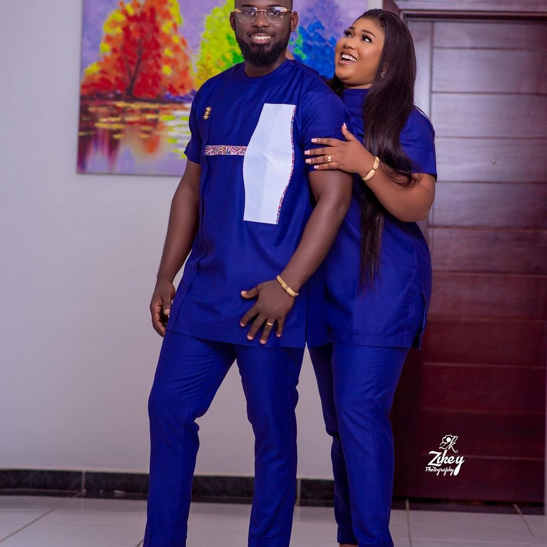 Xandy Kamel And Her Husband Marks 1st Wedding Anniversary With Cute Photos 2