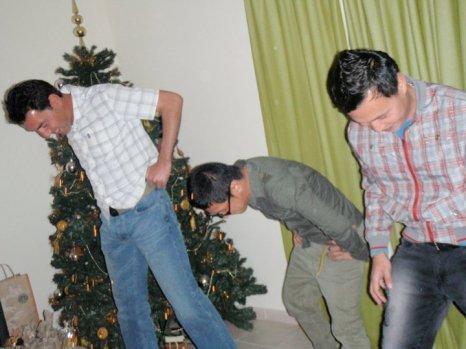 Christmas Party in Dubai