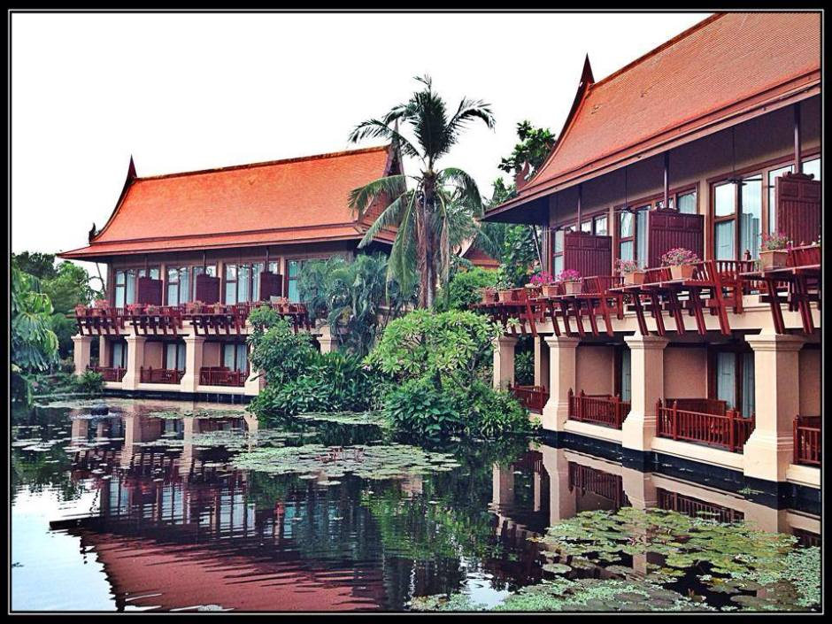 Anantara Resort and Spa Hua Hin, Thailand
