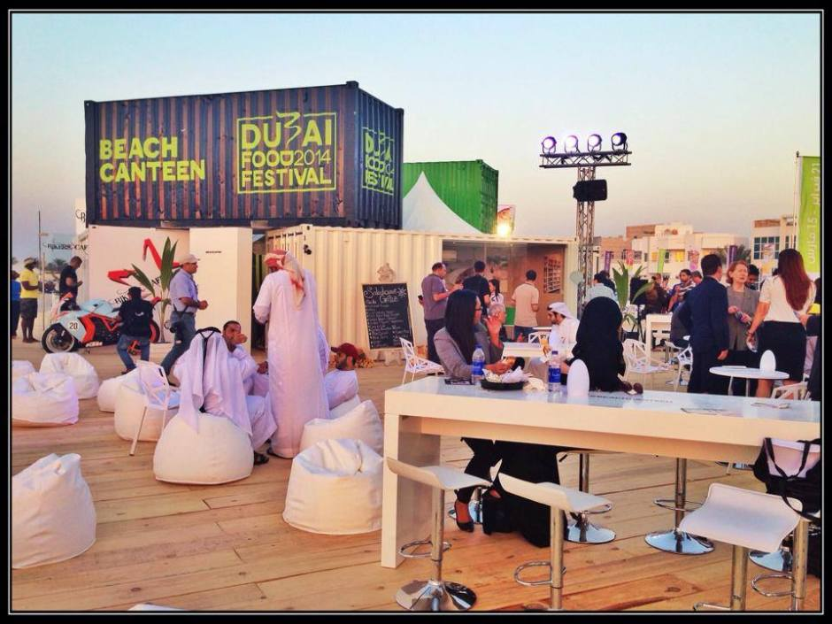 Beach Canteen, Dubai Food Festival