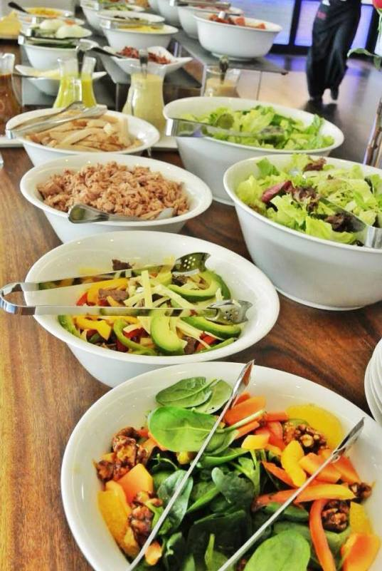 Salads, Pascal Tepper